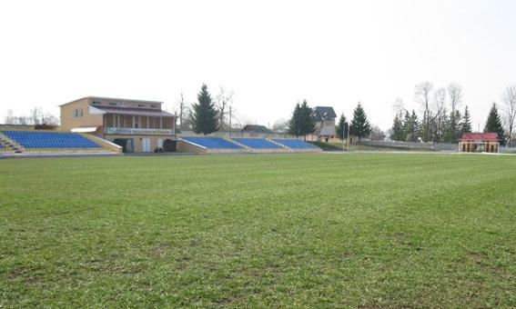 У Городенці облаштують сучасний спортивний майданчик зі штучним покриттям